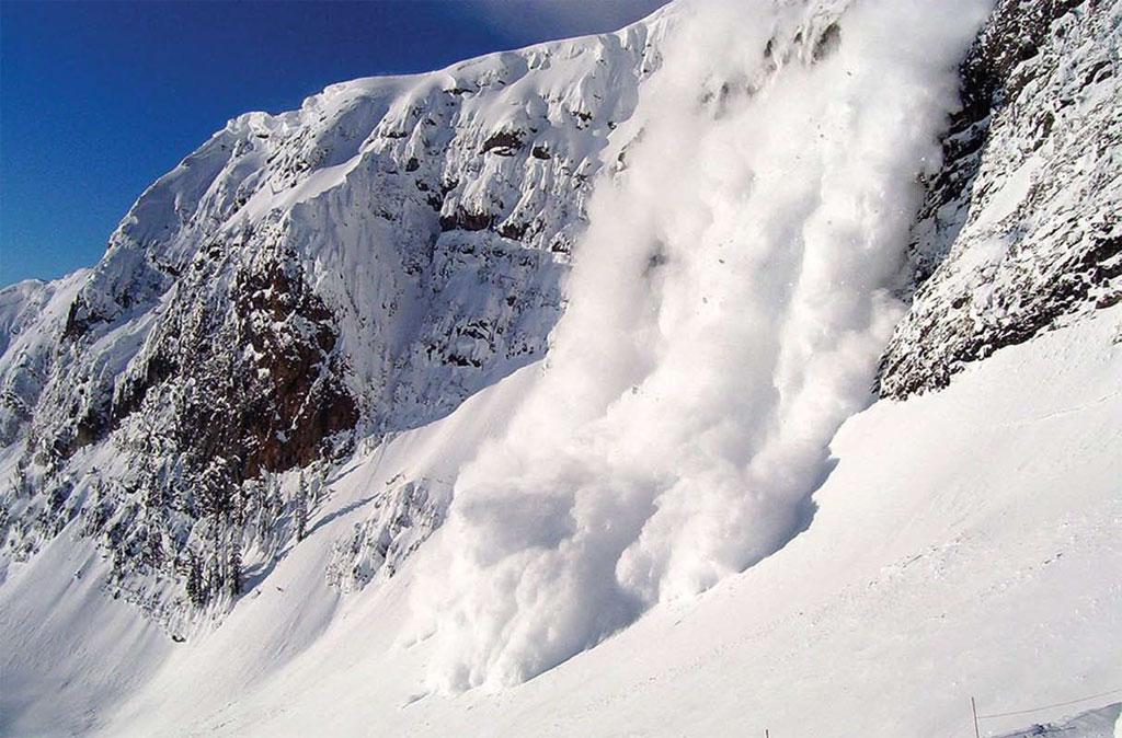 Доклад на тему лавины в россии 2502