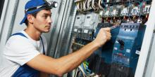 Профессия электрик (описание для детей)