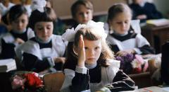 Правила поведения в школе (Памятка для начальных классов). Окружающий мир, 2 класс