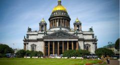 Достопримечательности Санкт-Петербурга. Исаакиевский собор (доклад для 2 класса)