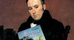 Доклад о В.А. Жуковском (5 класс, по литературе)
