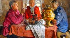 Как на Руси появился чай? (доклад для 3 класса)
