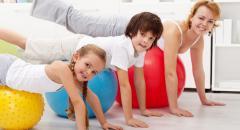Реклама утренней гимнастики (5-6 предложений)