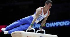 Спортивная гимнастика (доклад по физкультуре для 7 класса)
