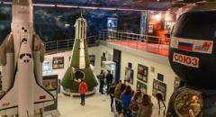Сообщение о музее для детей (2 класс). Музей Космонавтики
