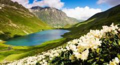 Кавказские горы (короткий доклад, 4 класс, окружающий мир)
