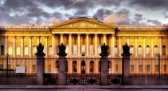 Доклад про музей (2 класс). Русский музей в Санкт-Петербурге