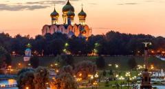 Ярославль - город Золотого кольца. Доклад для 3 класса