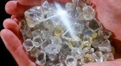 Полезные ископаемые. Алмазы (доклад, 3 класс)