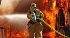 Профессия пожарный (описание для детей)