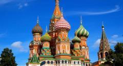 Храм Василия Блаженного (краткое описание для детей)