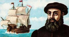 Великий путешественник - Фернан Магеллан (доклад для школы)