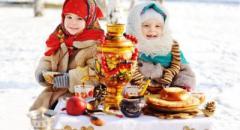 Праздник Масленица (описание для детей)
