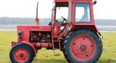 Научный текст про трактор для 4 класса