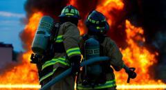 Кто нас защищает? Доклад о пожарных
