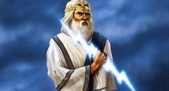 Зевс - бог Древней Греции (доклад, 5 класс)