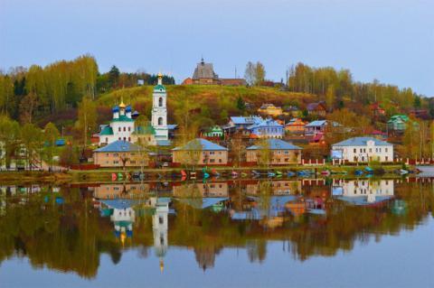 Город Плёс (доклад по Окружающему миру для 3 класса)