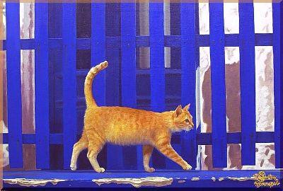 как передвигается кошка окружающий мир 2 класс