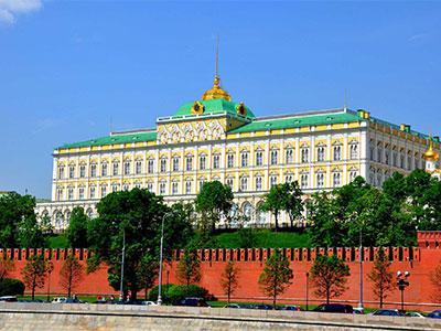 Большой Кремлевский дворец (описание для детей)