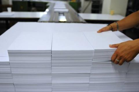 Как появилась бумага (доклад, 4 класс)
