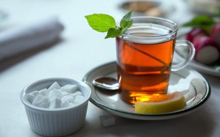 Чай - полезный напиток (доклад для 3 класса)
