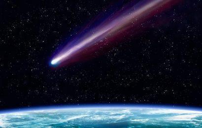 Доклад о кометах (4 класс)