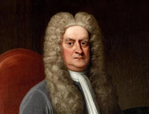 Исаак Ньютон (доклад по физике для 7 класса)