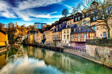 Доклад о Люксембурге (3 класс, окружающий мир)