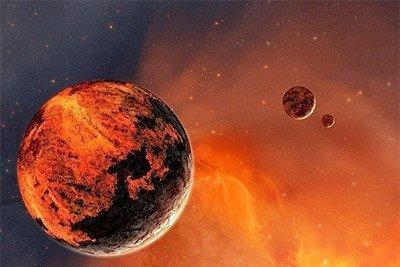 Доклад про Марс (4 класс)