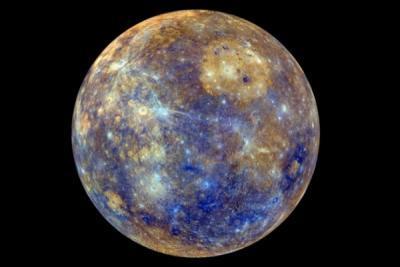 Планета меркурий доклад 4 класс