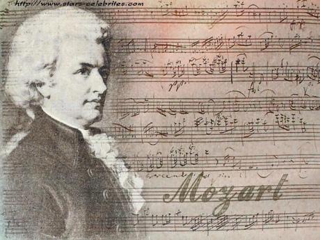 Сообщение о Моцарте (5 класс, по музыке)
