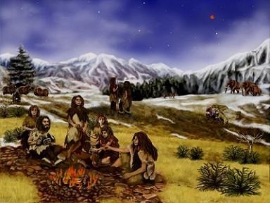Доклад о пещерных людях 5527