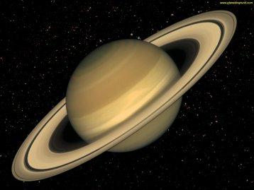 Планета Сатурн (доклад, 4 класс)