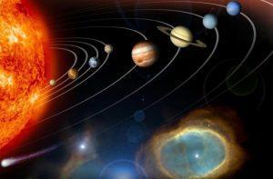 Солнечная система (доклад, 4 класс)