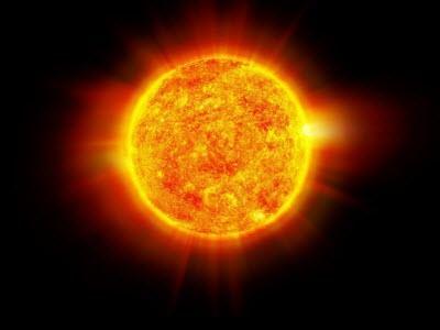 Доклад о Солнце (4 класс, окружающий мир)