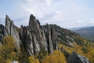 Уральские горы (доклад, 4 класс)