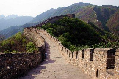 Великая китайская стена краткий доклад 6538