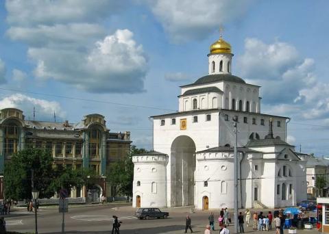 Доклад о владимире городе 1671